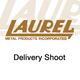 Laurel 2100-48 Delivery Chute