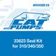 Cat Pumps 33623 Seal Kit 310/340/350