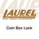 Laurel 300-A69 Coin Box w/Lock