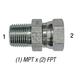 Swivel 1404-4-6 1/4in MPT x 3/8in FPT