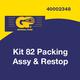 General Kit 82 Packing Assy & Restop