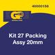 General Kit 27 Long Packing 20mm