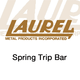 Laurel 2100-42 Spring Trip Bar
