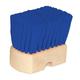 Wheel Brush Er Blue Nylon 2-7/8in Trim