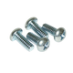 4 Plated Screws for Universal Brush Only