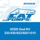 Cat Pumps 30305 Seal Kit 333/430/623/820
