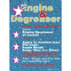 Sign, Instructional Engine & Degreaser