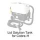 Cobra-H, FP221 Lid Solution Tank