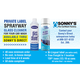 Sprayway, Glass Cleaner Private Label