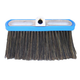 Foam Brush Er Alum, Hog Hair 4.75