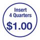 Blu-Sham Decal DEC1($1.00 Insert 4 Qtrs)