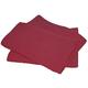 Towel, Body 16in x 27in 3lb Burgundy