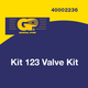 General Kit 123 Valve Kit