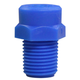 Hypro Nozzle PVDF 1/8in 80° Blue