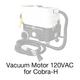 Cobra-H, FP324 Vacuum Motor 120VAC