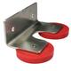 Hamel, Foam Brush Handle Holder Red