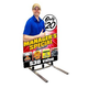 Windmaster Sign 1 Side - Managers Spec