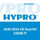 Hypro 3430-0534 Oil Seal Kit 2300 CW