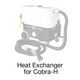Cobra-H, FP158 Heat Exchanger