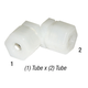 Elbow N8EU8 1/2in Tube x 1/2in Tube
