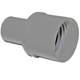 Vac Cuff Swivel 2in Gray VC200S
