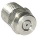 GP Nozzle, HSS 0° 900025M 1/4in MPT