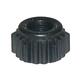 SSC, CP22668-PP Cap Polypropylene Black