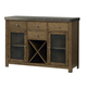 Standard Furniture Riverton Server in Grey 13462