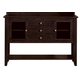 John Thomas Furniture Cosmopolitan Server in Dark Walnut SV34-34 CLEARANCE