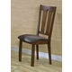 Acme Morrison Side Chairs in Dark Oak 00842 (Set of 2)