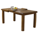 Acme Morrison Counter Height Dining Table in Dark Oak 00845