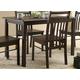 Acme Serra Rectangular Dining Table in Espresso 00860