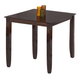 New Classic Crosswinds Counter Height Dining Table in Cappuccino 04-1712-012