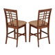 New Classic Tempe Counter Dining Chair in Fruitwood (Set of 2) 04-1810-020