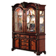 Acme Chateau De Ville Buffet and Hutch in Cherry 04079 PROMO