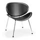 Zuo Modern Match Lounge Chair Black (Set of 2) 100101