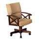Coaster Marietta Game Chair in Tan 100172