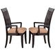 Coaster Monaco Arm Chair (Set of 2) 100183