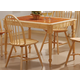 Coaster Dining Table in Natural Finish 100221