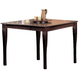 Coaster Newhouse Counter Height Table in Dark Cherry 100508