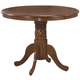 Coaster Brannan Dining Table in Maple 101091