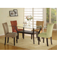 Coaster Bloomfield Rectangular Dining Set in Cappuccino 101491