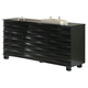 Coaster Stanton Server in Black 102065
