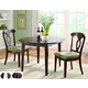 Coaster Liam 3pc Dining Set in Cherry 102991S