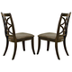 Coaster Meredith Dining Side Chair in Espresso (Set of 2) 103532