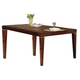 Acme Donovan Rectangular Dining Table in Walnut 11800