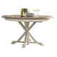 Universal Furniture Great Rooms Garden Breakfast Table in Terrace Gray/Washed Linen 128757