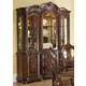 Homelegance Prenzo Buffet & Hutch in Warm Brown 1390-50