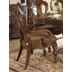 Homelegance Prenzo Arm Chair in Warm Brown (set of 2) 1390A