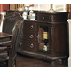 Homelegance Palace Server in Rich Brown 1394-40